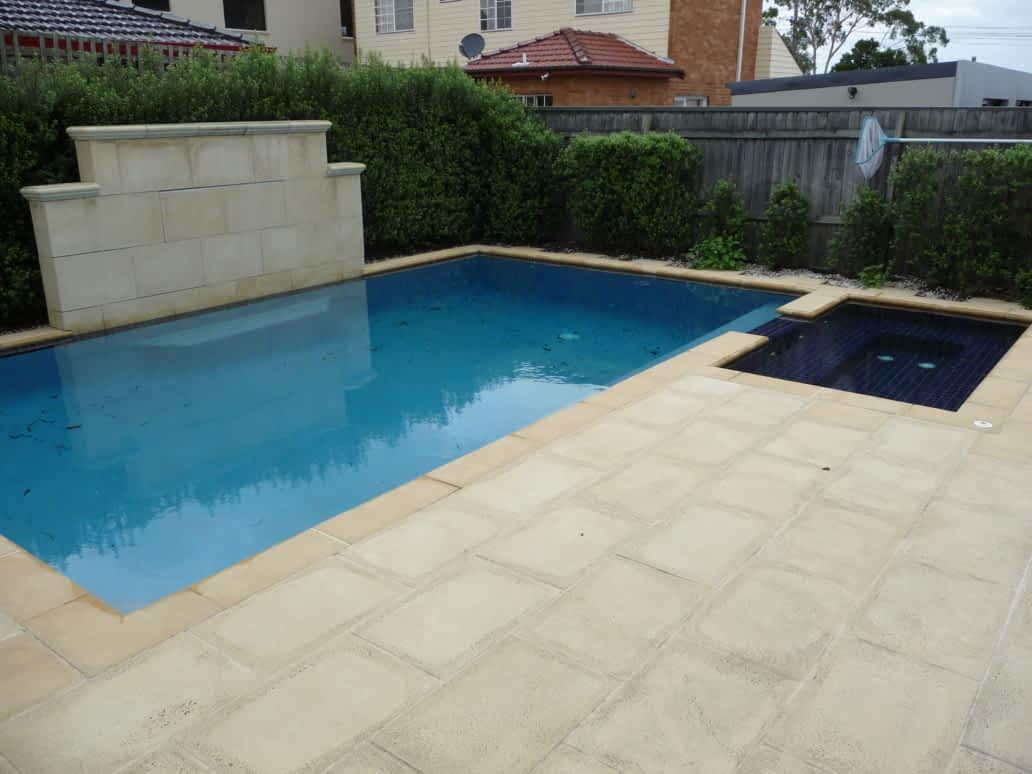Pool coping sydney
